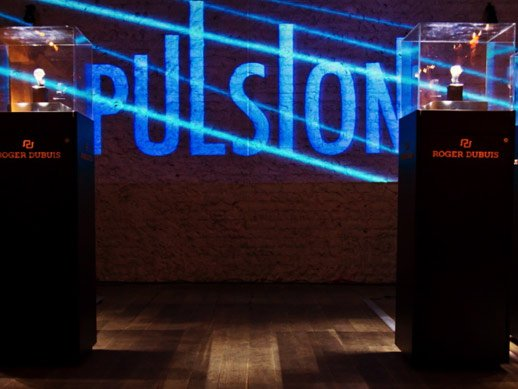 Roger Dubuis - Pulsion Collection launch event in Moscow