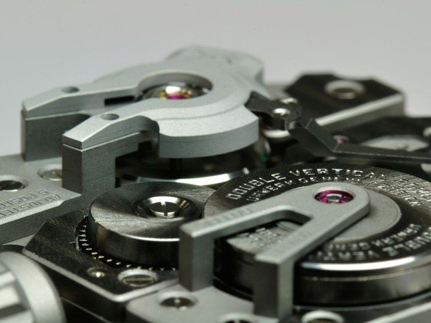 Urwerk - The EMC concept