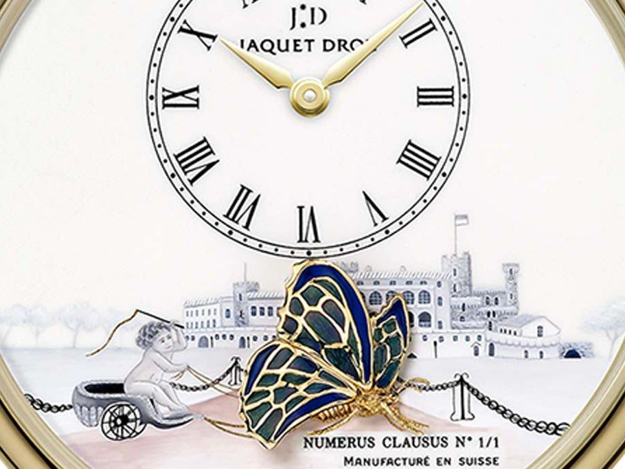 Jaquet Droz - Only Watch 2013