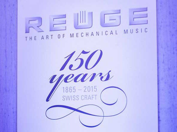 Reuge - 150 years of passion