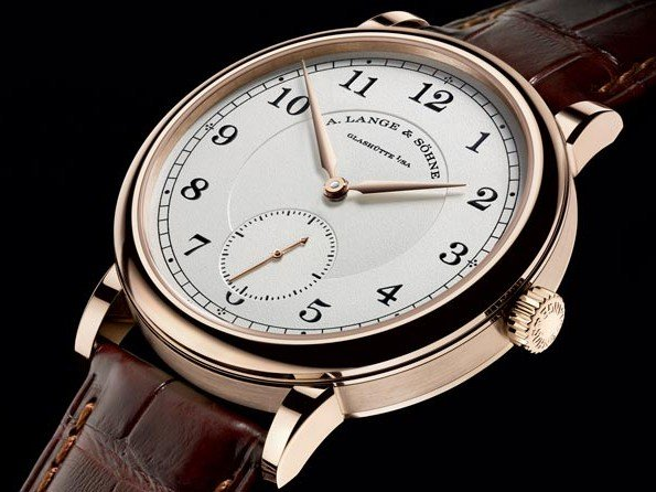 """A. Lange & Söhne - 1815 """"200th Anniversary F. A. Lange"""" in honey gold"""