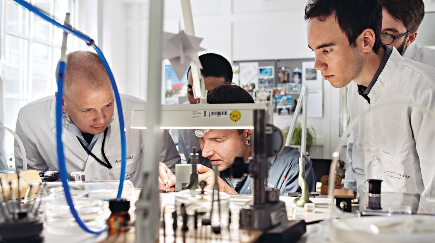 A. Lange & Söhne - Challenge for young talent