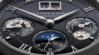 Langematik Perpetual in white gold Trends and style
