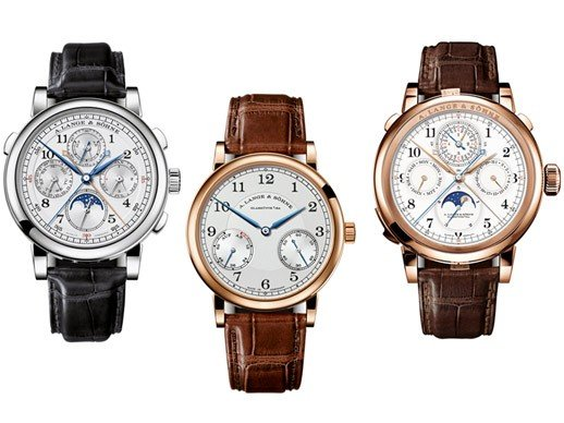 A. Lange & Söhne - First prizes for A. Lange & Söhne