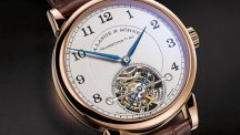 1815 Tourbillon, or rose