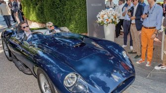 A. Lange & Söhne – celebrating classic car design and two decades of watchmaking