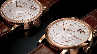 Lange 1 «20th Anniversary» Style & Tendance