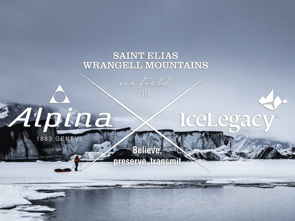 Alpina - Ice Legacy project