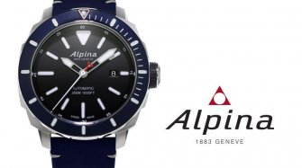 Win an Alpina watch  Arts and culture