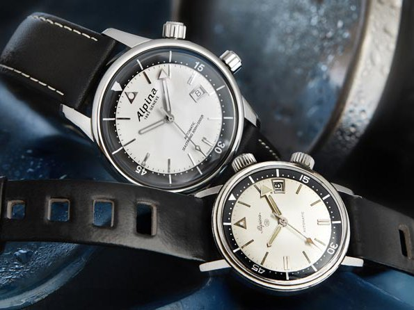 Alpina - Seastrong Diver Heritage