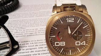 Hands on: Militare Alpini IRM Trends and style