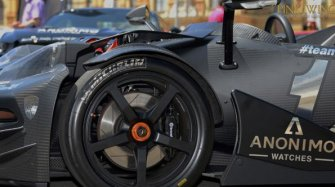 Anonimo supports the Pink Wing Rally Brands