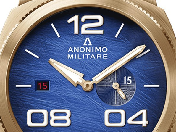 Anonimo Militare - A one-of-a-kind watch