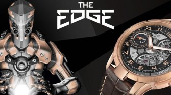 Rose Gold Edge Double Barrel Trends and style