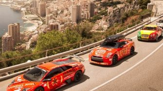 Partner of the Gumball 3000 Sport