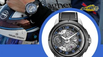 Armin Strom races to the win with Max Chilton Trends and style