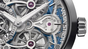 Tourbillon Skeleton Water Trends and style