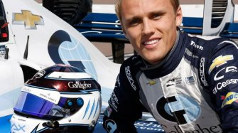 Interview with Max Chilton People and interviews
