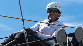 Alpina and the Tour de France Sailing Race People and interviews