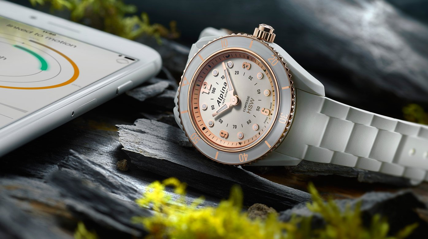 Alpina - Alpina Comtesse Horological Smartwatch