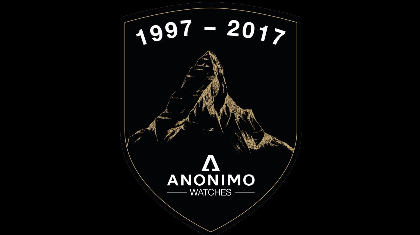 Anonimo - 20 years young