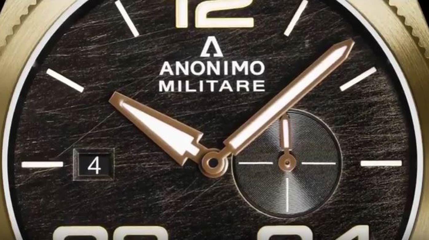 Anonimo - Special series at the W Verbier