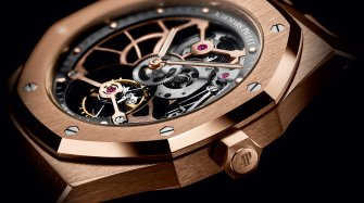 Royal Oak Tourbillon Extra-Thin Openworked Trends and style