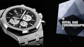 Royal Oak Chronographs Trends and style