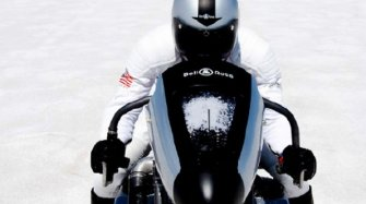 Video. B-Rocket: The Bonneville Adventure