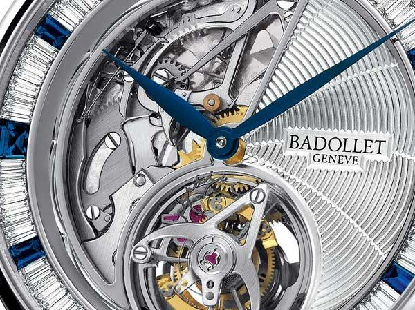 Badollet - The Observatoire 1872 Minute Repeater