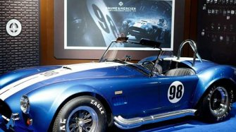 Capeland Shelby® Cobra collection Trends and style