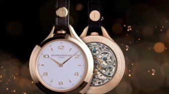 Vidéo. Clifton 1830 Pocket watch 5 Minute Repeater Style & Tendance