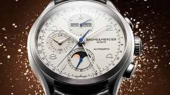 Clifton Chronographe Calendrier Complet Style & Tendance