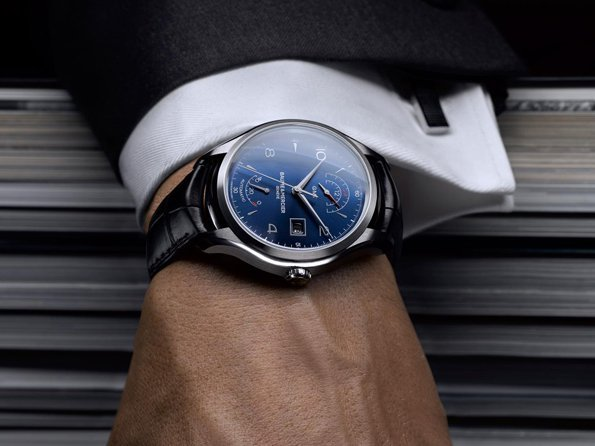 Baume & Mercier - Clifton GMT Power Reserve