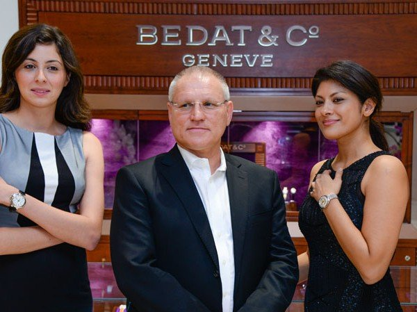 Bedat & Co - Premier point de vente à Dubai