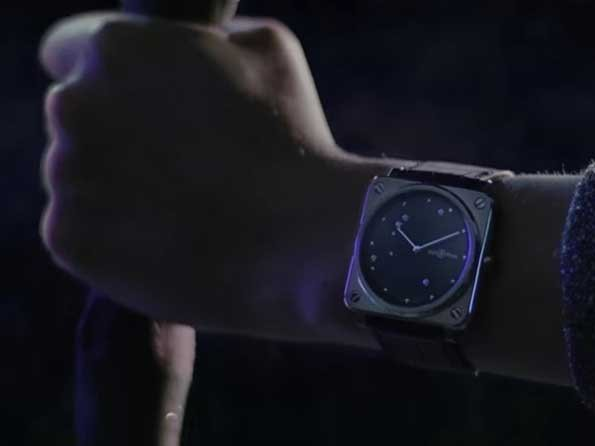 Bell & Ross - Video. Time for a journey to the stars
