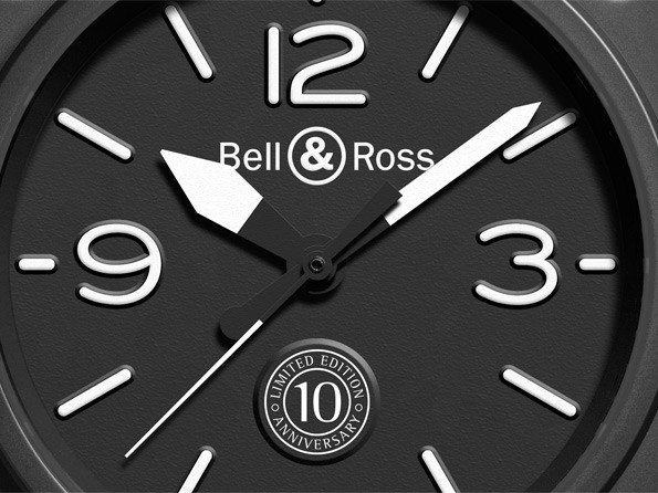 Bell & Ross - BR 01 10th Anniversary