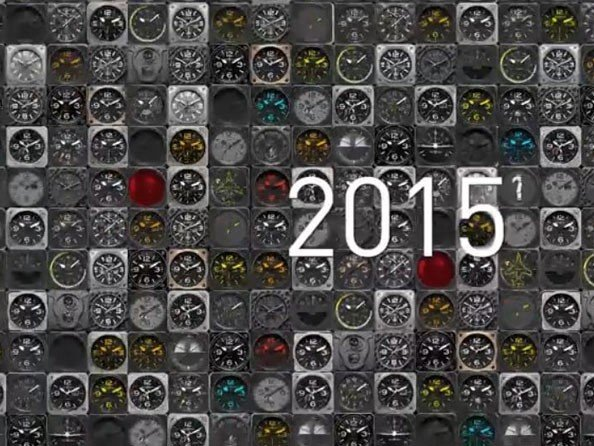 Bell & Ross - Video. 10 days before Baseworld 2015!
