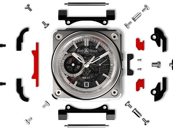Bell & Ross - Breaking the watchmaking sound barrier with the BR-X1