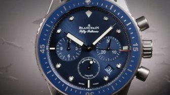 Bathyscaphe Chronographe Flyback Ocean Commitment Trends and style