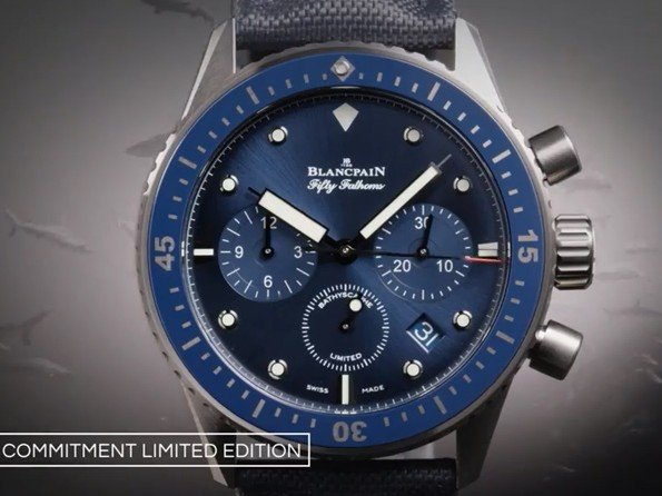 Blancpain - The brand wins the GPHG in the Ladies' category