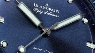 Fifty Fathoms Bathyscaphe Trends and style
