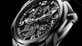 L-evolution Collection - Tourbillon Carrousel Innovation and technology