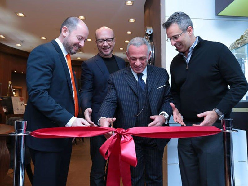 Bovet - First US boutique opens in New York