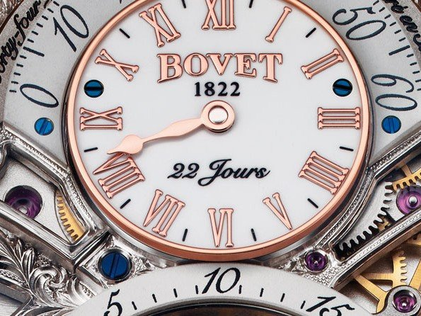 Bovet - Bovet Amadeo® Fleurier Braveheart®: Two faces of timekeeping perfection