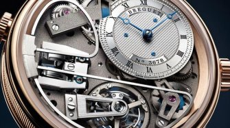 Breguet reinvents the minute repeater