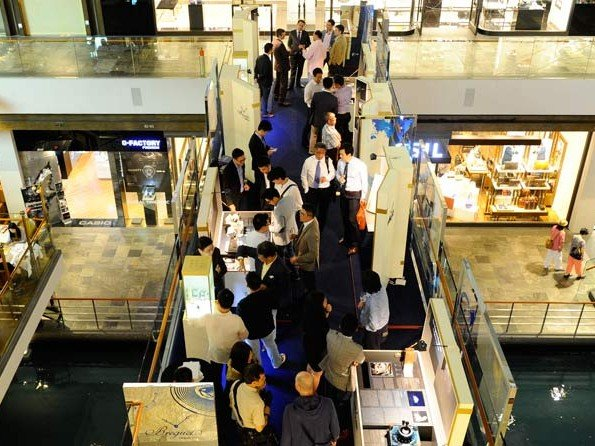 Breguet - Exhibition in Singapore