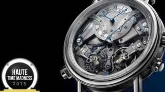 «Haute Time Watch Madness» Competition Arts and culture