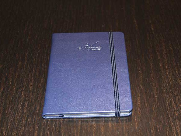 Win a Breguet notebook - A new competition every day