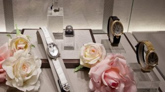 The first wristwatch is celebrated in the US Exhibitions